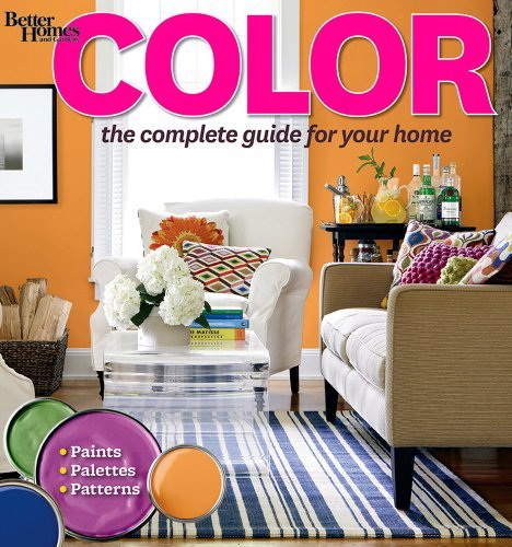 Better Homes And Gardens Color The Complete Guide For Your Home