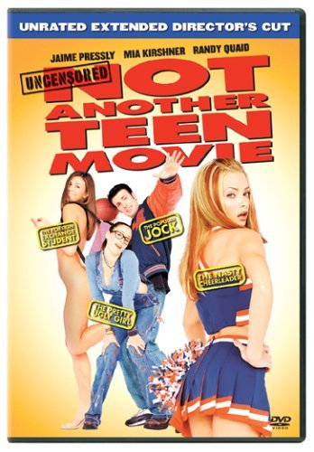 Not Another Teen Movie Pressly Kirshner Quaid Clr Ws Nr Unrated Direc