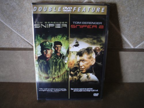 Sniper Sniper 2 Double Feature