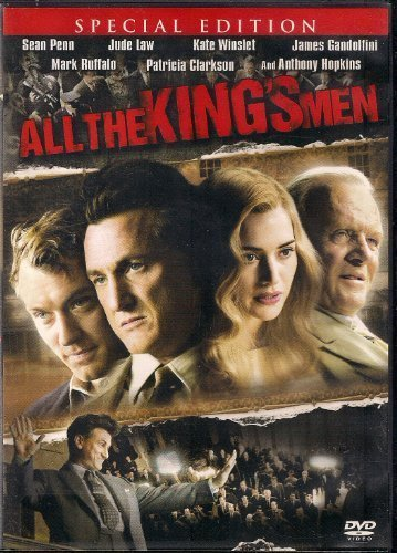 All The King's Men Special Edition [2006] Penn Clarkson Gandelfini Ruffalo