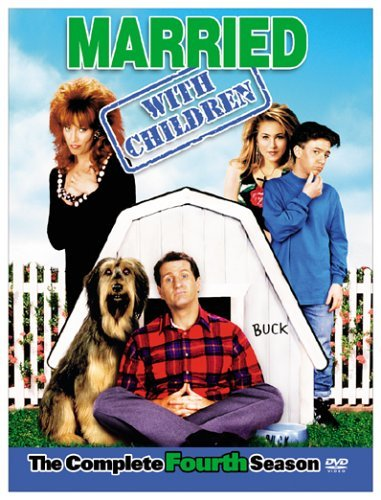 Married With Children Season 4 DVD