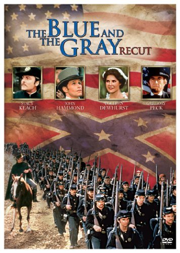 Blue & The Gray Peck Bridges Vaughn Clr Nr 2 DVD Recut