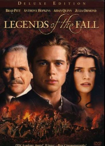 Legends Of The Fall Pitt Quinn Thomas Ormond Clr Ws R Deluxe Ed.