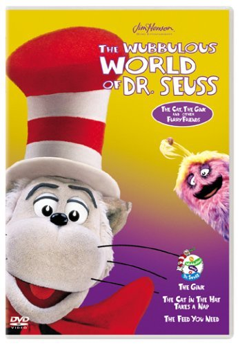 Wubbulous World Of Dr Seuss Gink Cat & Other Furry Friends Clr Nr