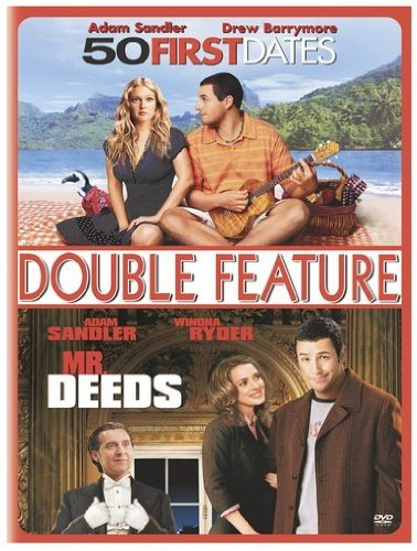 50 First Dates Mr Deeds 50 First Dates Mr Deeds Clr Ws Pg13 2 DVD