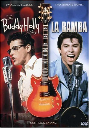La Bamba Buddy Holly La Bamba Buddy Holly Ws Pg13 2 DVD