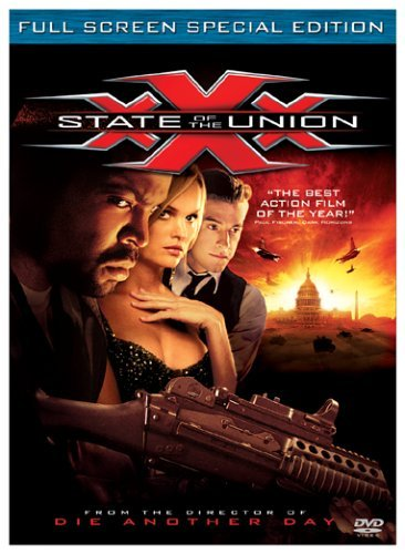 Xxx State Of The Union Ice Cube Dafoe Speedman Gaye Clr Pg13