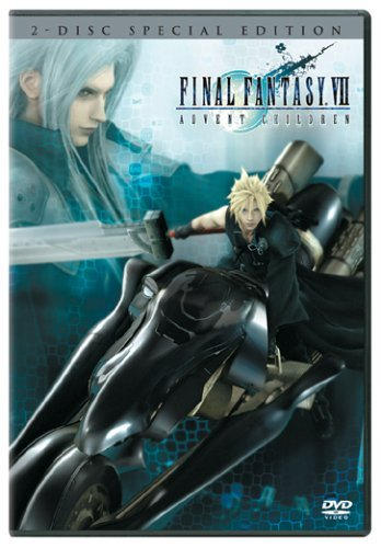 Final Fantasy 7 Advent Childre Final Fantasy 7 Advent Childre Clr Ws Jpn Lng Eng Sub Pg13