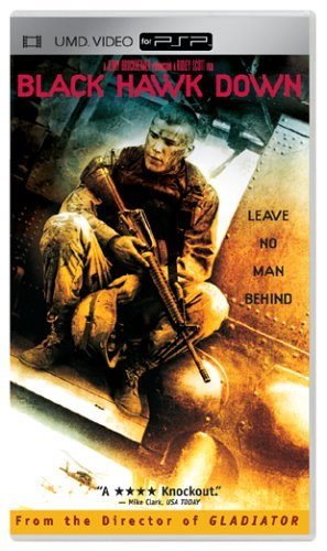 Black Hawk Down Hartnett Mcgregor Sizemore Ban Clr Ws Umd R