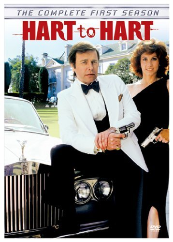 Hart To Hart Season 1 DVD