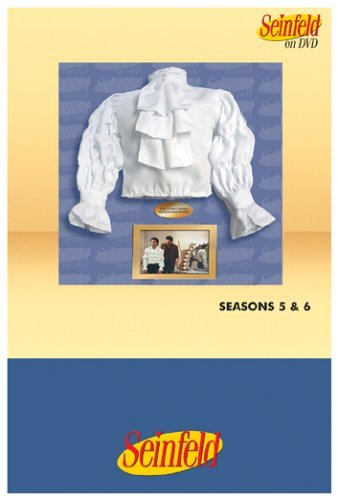 Seinfeld Seasons 5 6 Clr Nr 8 DVD