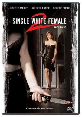 Single White Female 2 Psycho Miller Lange Babcock Clr Ws Nr