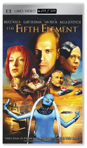 Fifth Element Willis Oldman Clr Umd Pg13