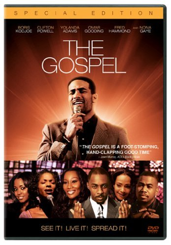 Gospel Kodjoe Gooding Pulliam Ws Pg Special Ed.