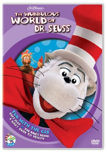 Wubbulous World Of Dr. Seuss Fun With The Cat Clr Nr