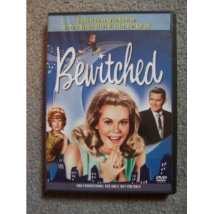 Dick York Elizabeth Montgomery Bewitched First Three Episodes From First Season
