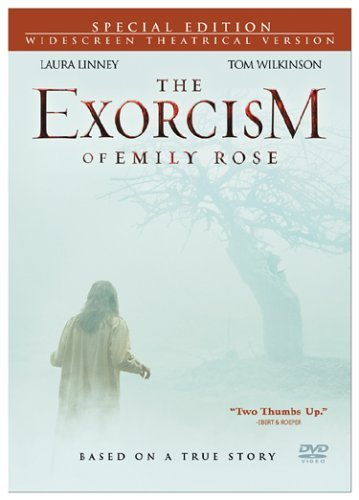Exorcism Of Emily Rose Linney Wilkinson Aghdashloo Clr Ws Pg13 Special Ed.