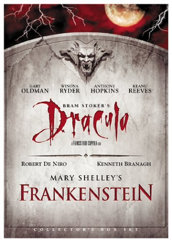 Bram Stoker's Dracula Mary Shelly's Frankenstein Double Feature Clr Nr 2 DVD
