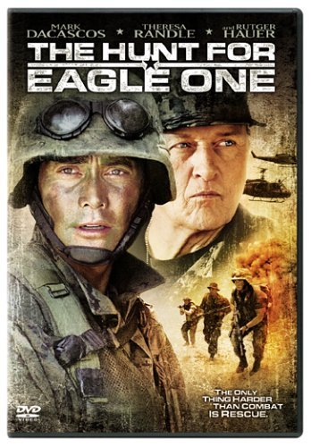 Hunt For Eagle One Hauer Dacascos Randle Clr Ws Nr