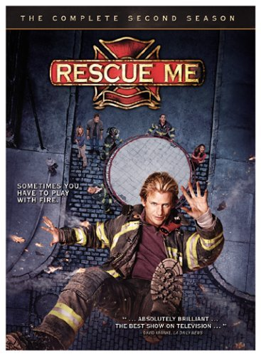 Rescue Me Season 2 DVD Nr 4 DVD
