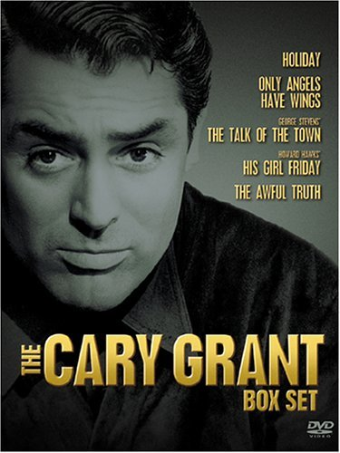 Cary Grant Box Set Grant Cary Clr Nr 5 DVD
