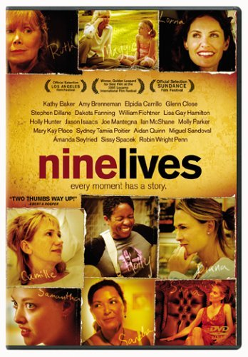 Nine Lives (2005) Spacek Hunter Close Clr Ws R