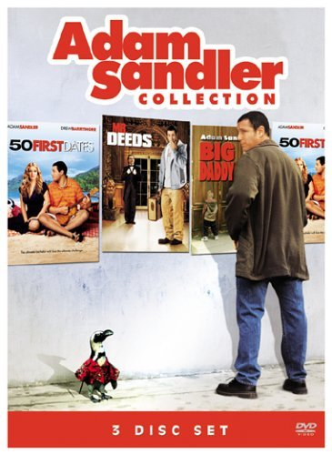 Sandler Adam Collection Clr Nr 3 DVD