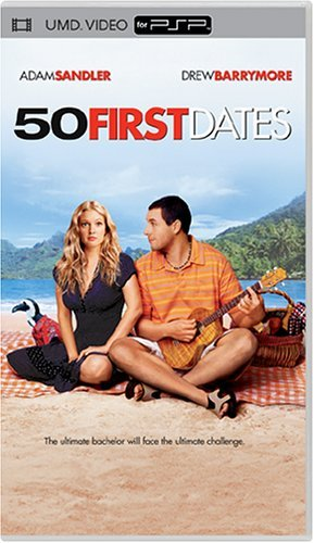50 First Dates Sandler Barrymore Schneider As Clr Ws Umd Pg13