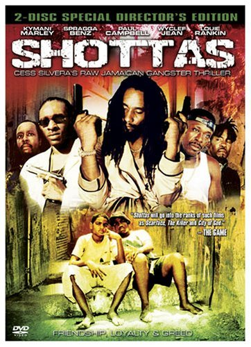 Shottas Marley Benz Rankin DVD R