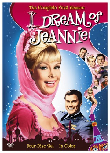 I Dream Of Jeannie I Dream Of Jeannie Season 1 Nr 4 DVD