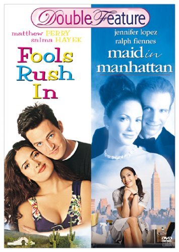 Maid In Manhattan Fools Rush I Sony Pictures Home 2pak Clr Ws Nr 2 DVD