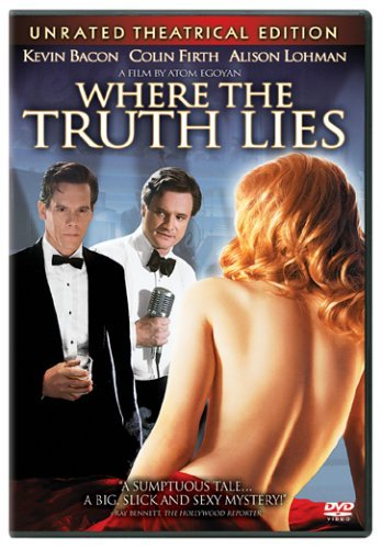 Where The Truth Lies Bacon Lohman Firth Clr Ws Nr Unrated