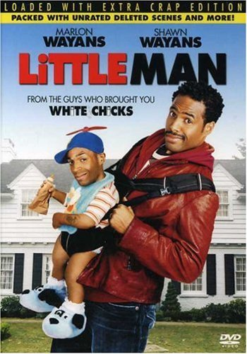 Little Man Wayans Wayans Morgan Ws Pg13