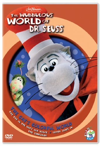 Wubbulous World Of Dr. Seuss Cat's Colorful World Clr Nr