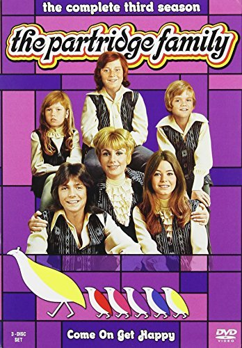 Partridge Family Season 3 Nr 3 DVD