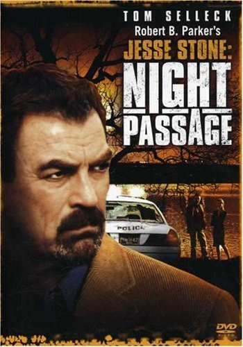 Jesse Stone Night Passage Tom Selleck DVD Nr Ws
