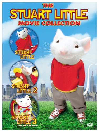Stuart Little Movie Collection Stuart Little Movie Collection Nr 3 DVD