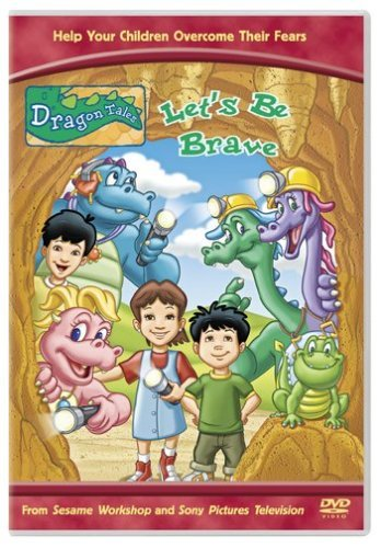 Dragon Tales Let's Be Brave Clr Nr