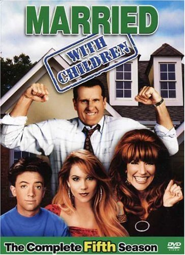Married With Children Married With Children Season Season 5 Nr 3 DVD