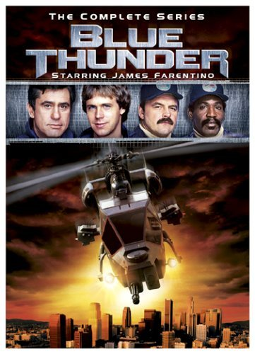 Blue Thunder Complete Series Clr Nr 3 DVD