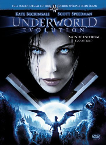 Underworld Evolution Beckinsale Speedman Nighy Clr R