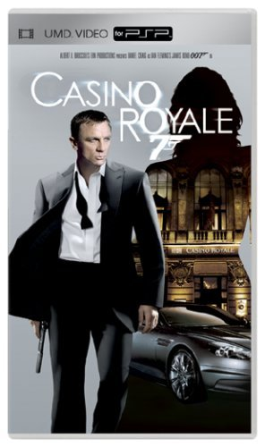 Casino Royale (2006) Craig Green Dench Wright Clr Ws Umd Pg13