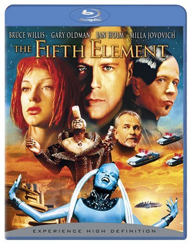 Fifth Element Willis Oldman Clr Ws Blu Ray R