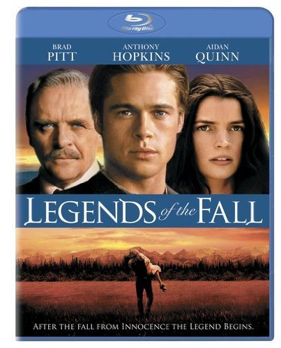Legends Of The Fall Pitt Ormand Hopkins Blu Ray Ws R