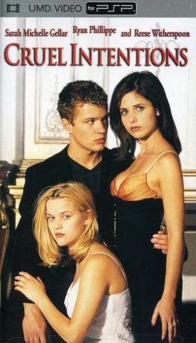 Cruel Intentions Gellar Phillippe Witherspoon Clr Ws Umd R
