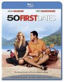 50 First Dates Sandler Barrymore Schneider As Blu Ray Ws Pg13