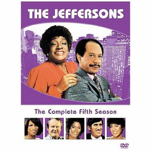 Jeffersons Season 5 Clr Nr 3 DVD