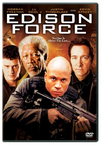 Edison Force Freeman Spacey Timberlake Clr Ws R