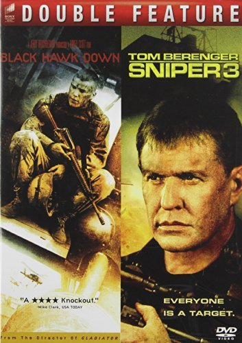 Black Hawk Down Sniper 3 Black Hawk Down Sniper 3 Nr 2 DVD