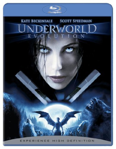 Underworld Evolution Beckinsale Speedman Nighy Blu Ray Ws R